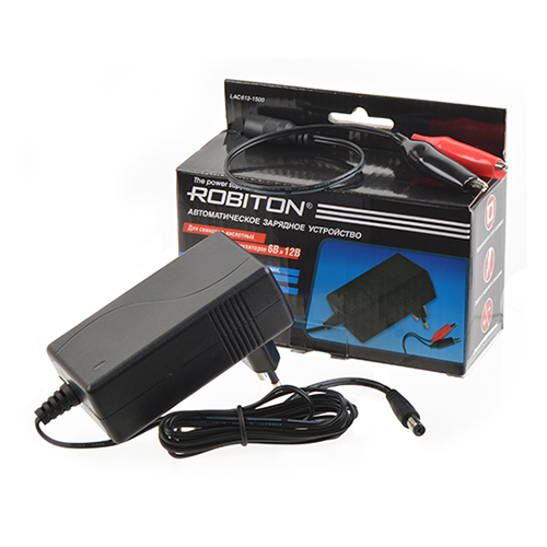 Зарядное устройство Robiton LAC612-1500 BL1