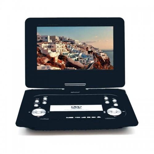 Телевизор + DVD плеер Eplutus EP-1029T + DVB-T2 (книжка)