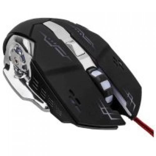 "Мышь Гарнизон GM-710G ""Альфард"", USB, черный, 5кн.+коле"