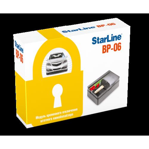 Блок обхода иммобилайзера StarLine BP-06