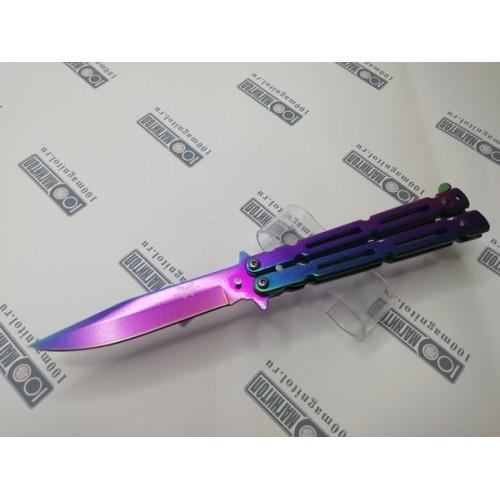 Нож бабочка 321c