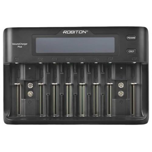 Зарядное устройство Robiton VolumeCharger Plus  для1-8 аккум. Ni-