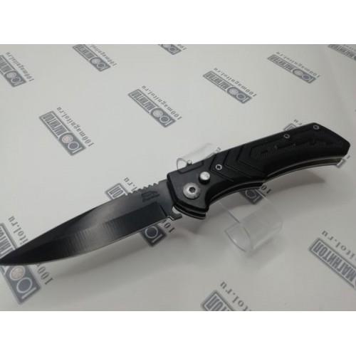 Нож Выкидной 806-18 черный