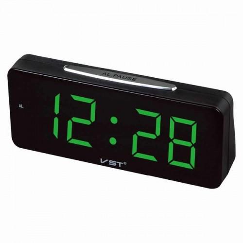 Электронные часы VST-763/2 Цвет - Зеленый