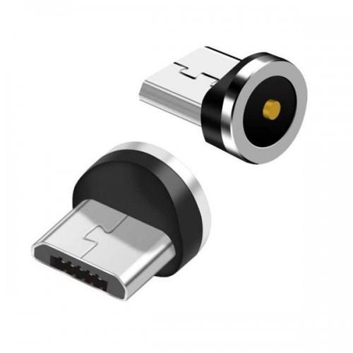 Наконечник для магнитного кабеля MicroUSB (продажа кратно 10шт.)