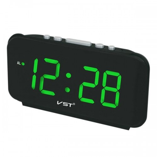 Электронные часы VST-806/4  Цвет - Зеленый
