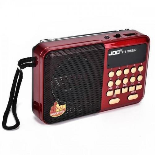 Радиоприемник Bluetooth J163  18650