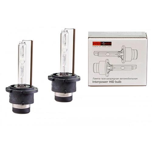 Ксеноновая лампа InterPower D2S (4300K) (2шт)