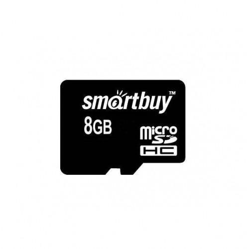 Карта памяти Smartbuy MicroSD 8GB Сlass 10