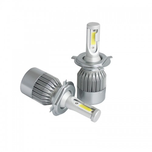LED лампы головного света Protek Х3 H1 чип Philips...
