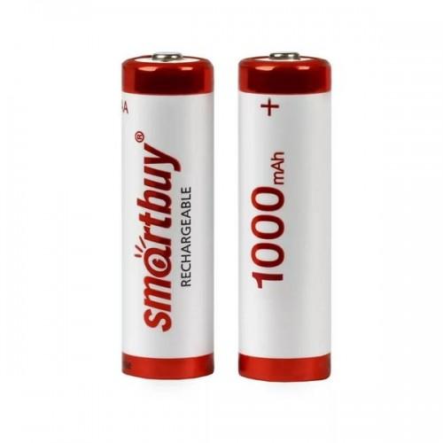Аккумулятор Smartbuy R6 NiMh (1000 mAh) (2 бл) (24/240) (цена за