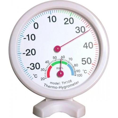 Термометр+гигрометр TH-108
