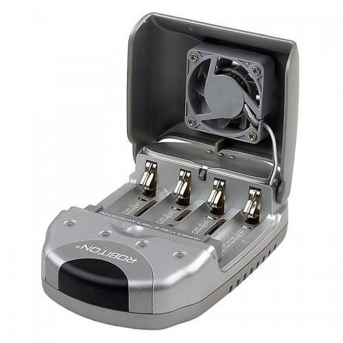 Зарядное устройство Robiton Smart 3000  (полн.автомат,30 мин. 2-4