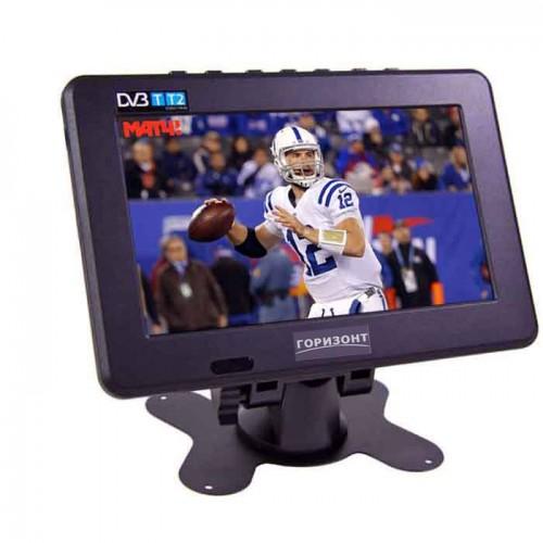 Телевизор Горизонт D9 9'' (portable DVB-T2)