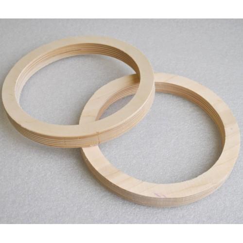 Простав. кольца Skill - 20 см. фанера (пара)