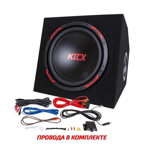 Активный сабвуфер Kicx GT-301BA