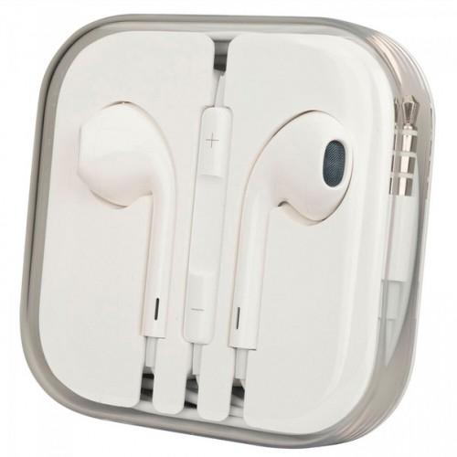 Гарнитура Apple EarPods copy white