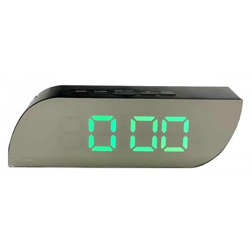 Электронные часы DS Х-18/4 Цвет - зеленый...