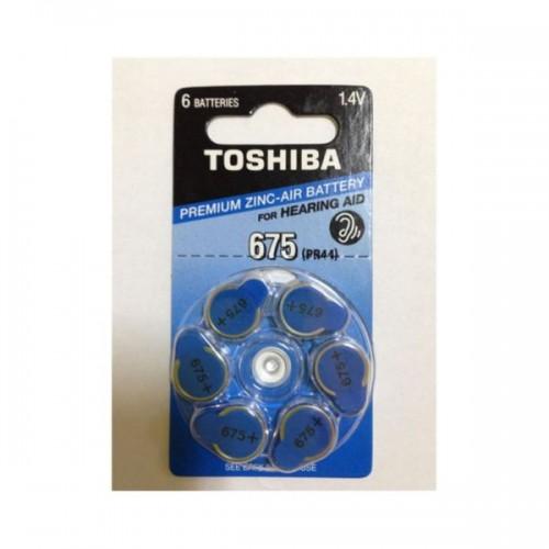 Аккумулятор Toshiba R675 NiMH (AG13) (6) (60) (цена за 1 шт (не б