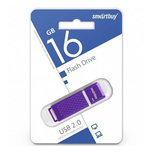 USB Flash накопитель Smartbuy LM05 16GB чёрный