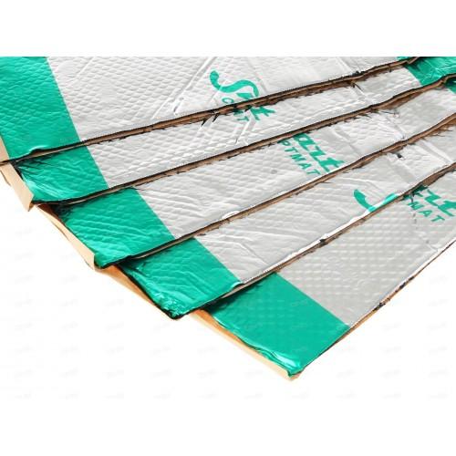 Виброизоляция Smartmat Фаворит 40 (4мм 0,75*0,47 6 листов в пачке