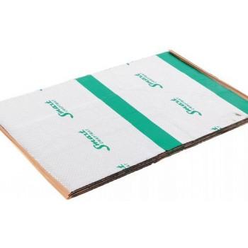 Виброизоляция Smartmat Фаворит 20 (2мм 0,75*0,47  12 листов в пачке)