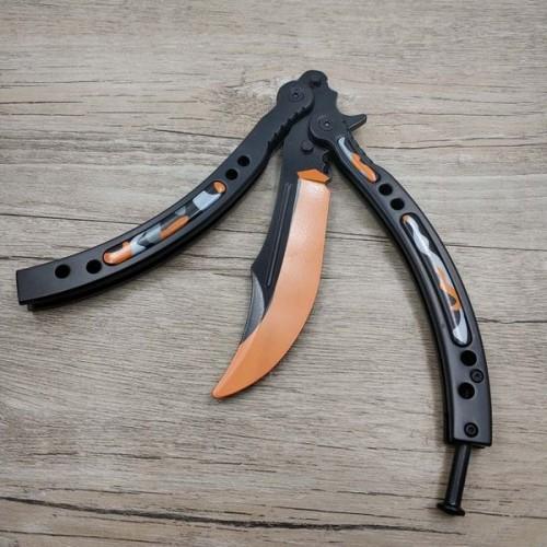Нож бабочка C-068G