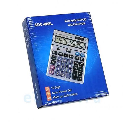 Калькулятор SDC 888L