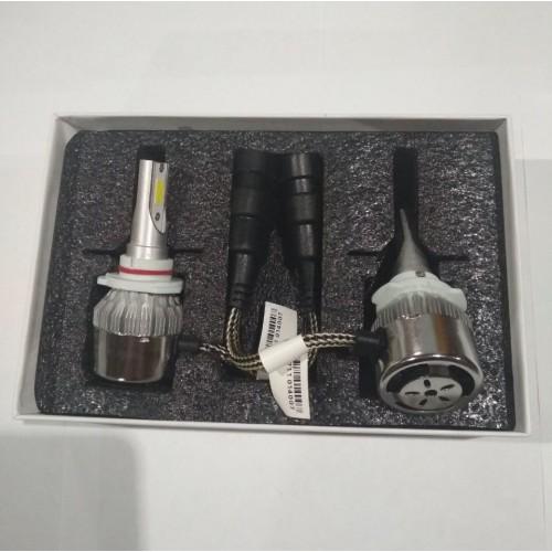 LED лампы головного света Protek С6 НВ3-9005