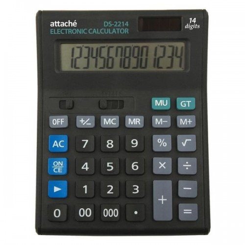 Калькулятор настольный Attache Economy 14