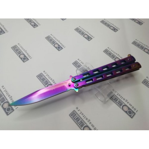 Нож бабочка 326c