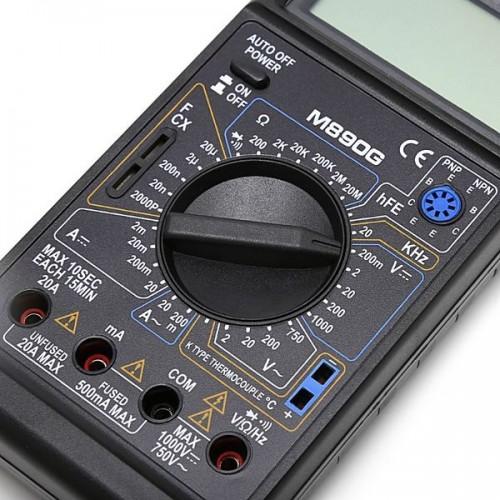 Мультиметр Мастер Professional M890G(+)