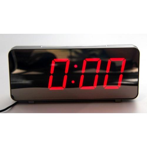Электронные часы VST-763/1 Цвет - Красный