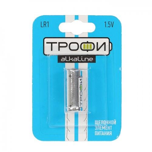 Элемент питания Трофи LR1 1,5V ( 1BL) (12) (144)
