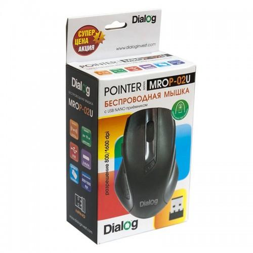 Мышь Dialog Pointer MROP-02U,безпроводная,24G