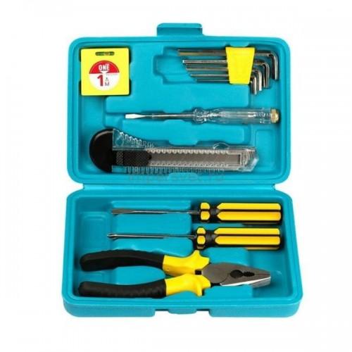 Набор инструментов Smartbuy 11 предметов, отверт., тестер, плоско