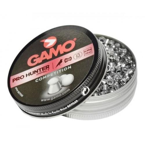 Пули GAMO PRO HUNTER 0,49г 4,5 мм 250 шт