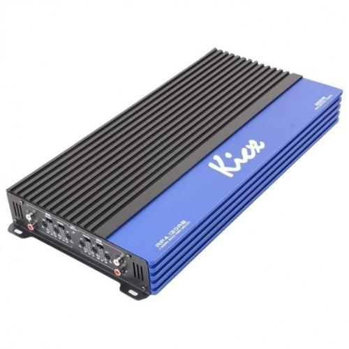 Усилитель Kicx AP4.120AB 4-х канальный