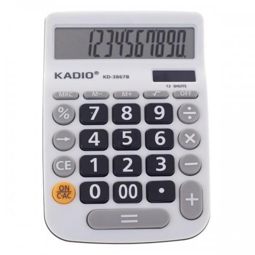 Калькулятор Kadio KD-3867B