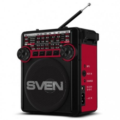 Радиоприемник Sven SRP-355 черный
