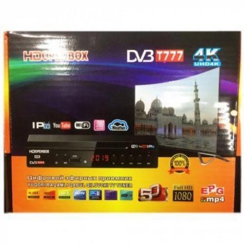Цифровая приставка DVB-T2/DVB-C Openbox 777PRO C+ (ГАРАНТИЯ 6 мес