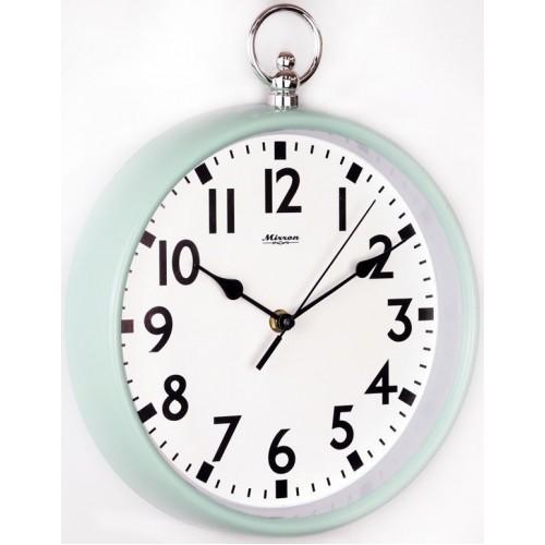 Часы настенные MIRRON С 051 СНБ