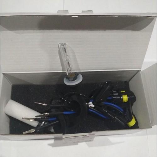 Ксеноновая лампа С3 H27 6000K (2шт)