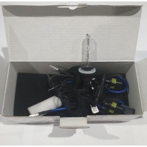 Ксеноновая лампа С3 H27 5000K (2шт)