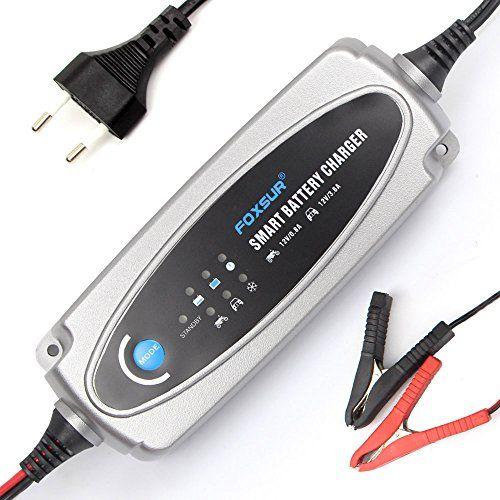 Зарядное устройство Foxsur FBC-061201 (6-12V1A).