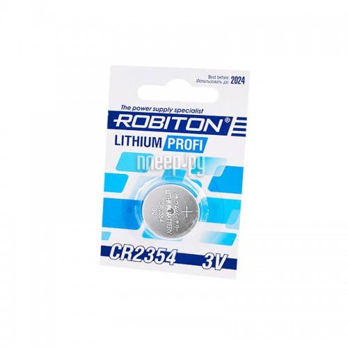Элемент питания Robiton Profi R-CR2354-BL1 CR2354 BL1...