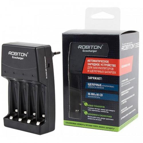 Зарядное устройство Robiton Ecocharger AK02 BL1 1-4