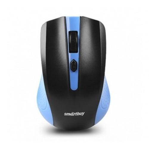 Мышь Smart Buy ONE 352, синяя/черная, беспроводная