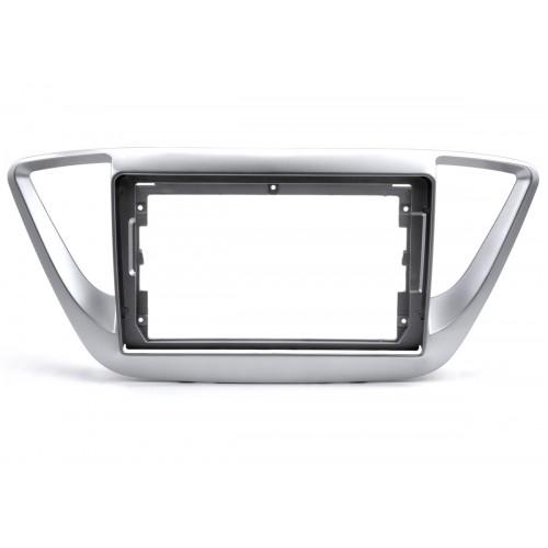 """Переходная рамка Intro RHY-FC324 9"""" Hyundai Solaris 17+"""