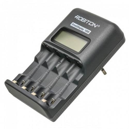 Зарядное устройство Robiton Smart Display 1000